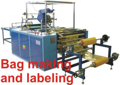 Making and labeling
