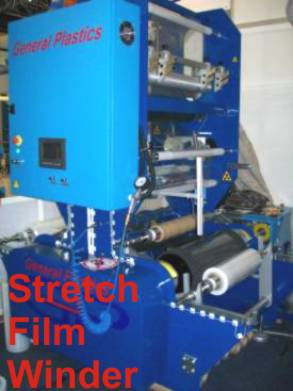 Stretch Film Winder
